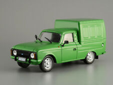 IZH-2715 Green Soviet Union Van USSR 1982 Year 1/43 Scale Collectible Model Car