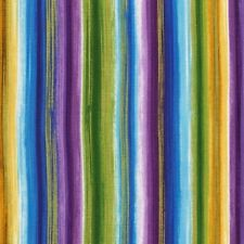 Timeless Treasures Cafe Au Lait by Janelle Penner C5728 Stripe COTTON FAB