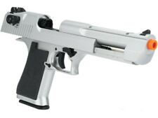 Full auto select fire CO2 gas blowback airsoft Desert Eagle full metal pistol