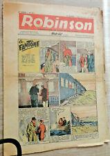 ROBINSON n°268 de 1941