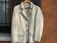 Giacca Moschino Couture! Giacca Tg M Lana Wool Alpaca anni80 3776c236d82