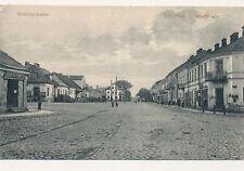 Ak, Wk1, Grajewo, Weststraße, Polen (G)19335