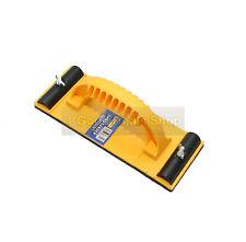DRYWALL Lijadora de mano 80mm X 225mm Papel de Lija con placas de Agarre Herramienta de BRICOLAJE