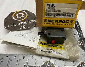 NEW! ENERPAC V2000 Sequence Valve Assembly 1013C *WARRANTY*_FAST SHIPPING!
