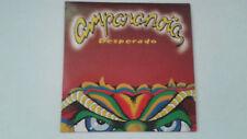 "AMPARANOIA ""DESPERADO"" CD SINGLE PROMO 1 TRACK"
