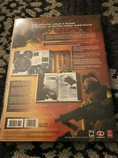 "2004 Prima Games (Bungie) ""HALO 2"" (XBOX) Official Strategy Guide, SEALED!"