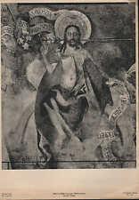Lithografie: Fotografie, Malerei, Fresko, Martin Schongauer, Weltrichter.