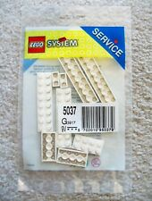 LEGO Train - Super Rare Service Pack Current Carrying Plates 5037 - New & Sealed