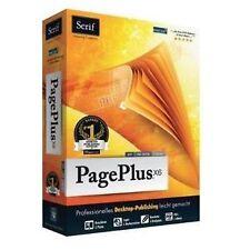 Serif Standard Web und Desktop Publishing Software