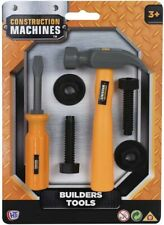 NEW Kids  Builder Tools Set Construction Toy Tool Kit Role play Boys Gift