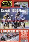 MOTO REVUE 3433 HONDA CBR 900 VTR SUZUKI Bandit GSX-R 750 YAMAHA R1 APRILIA RSV