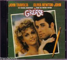 Grease Original Motion Picture Soundtrack JOHN TRAVOLTA OLIVIA NEWTON JOHN Great
