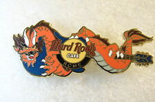 ROME,Hard Rock Cafe Pin,DRAGON GUITAR