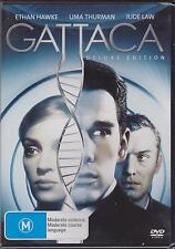 GATTACA - ETHAN HAWKE - UMA THURMAN - JUDE LAW  - DVD