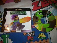 Johnny Bazookatone Panasonic 3DO Complete Game w/ Case & Manual