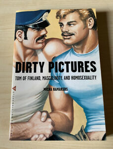 DIRTY PICTURES - TOM OF FINLAND - Paperback 2000 Micha RAMAKERS Stonewall Inn Ed