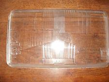Ancien verre de phare Marchal H4 iode