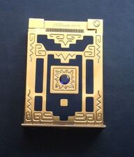 ST DUPONT NUEVO MUNDO TABLE JEROBOAM LIMITED EDITION GOLD LIGHTER BLUE LACQUER