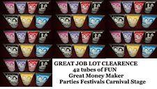 L👀K BULK Colour FX Mixed Hair Gel colour parties 45 tubes MONEY MAKER SALE