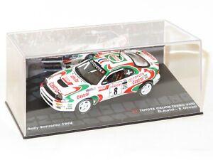 1/43 Castrol Toyota Celica Turbo 4wd  Rallye Sanremo 1994   D.Auriol / B.Occelli