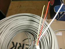 Telefonkabel 0,6 mm 4 Adern 10m Verlegekabel Telefon Kabel Leitung