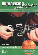 RGT lcm Improvising Lead Guitar: Intermediate Level by Tony Skinner