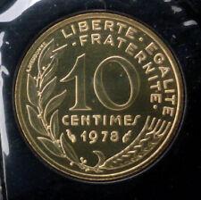 10 centimes Marianne 1978 Scellée FDC