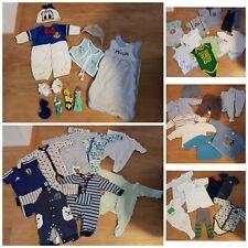 Bekleidungspaket Baby Junge, Größe 56 ? 62/68, 44 Teile