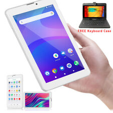 UNLOCKED Android 9.0 Mega 7inch 4G SmartPhone & TabletPC with QWERTY Keyboard