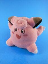 "Nintendo Pokeman Pink Clefairy Bean Bag Plush 4""no tag"