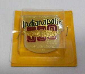 INDIANAPOLIS 500 KODAK RACING Lapel Pin 74th Running 1990