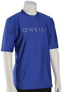 O'Neill Kid's Basic Skins 30+ Surf Shirt - Pacific - New