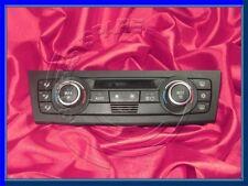 BMW 1 3 E81 E82 E87 E90 E91 E92 AC CONDIZIONAMENTO DELL'ARIA CLIMAT Controllo Riscaldatore Klima