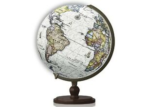 Purple Marble Earth Globe: 3D Pintoo Jigsaw Puzzle Sphere. 240 pieces Age 6+