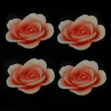 Flower Rose Candles & Tea Lights