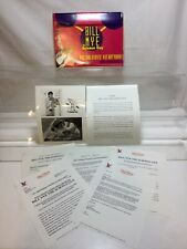 BILL NYE THE SCIENCE GUY PRESS KIT 8x10 PHOTO PRESS RELEASE & INFO EXCELLENT