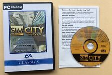 Jeu PC SIM CITY 3000 EA Classics