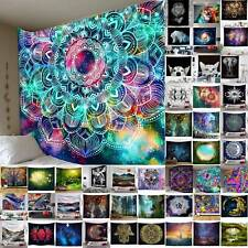 74 Types Indian Tapestry Wall Hanging Mandala Hippie Bedspread Cover Yoga Mat