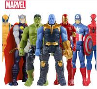 Marvel Legends Avengers Infinity War Endgame Action Figure Toys For Kid (30cm)