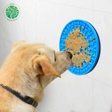 New listing Dog Slow Feeder Dispensing Treat Mat Dog Lick Mat for Pet Bathing Grooming