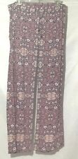 Hester & Orchard Ladies Rayon Pants Boho Style Casual Large