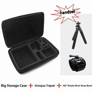 Travel Collection Storage Bag Cover Case for GoPro Hero 9 8 7 6 5 4 3+ 3 2 1