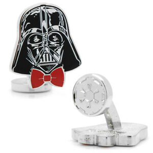 Star Wars Dapper Darth Vader Cufflinks