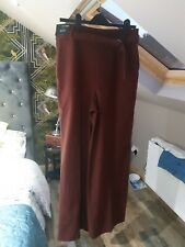 NEXT TAILORING WIDE TROUSERS  SIZE 14L BNWT