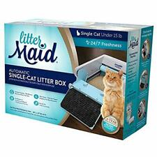 New listing LitterMaid Lm680C Automatic Self-Cleaning Classic Litter Box New Free Shipping