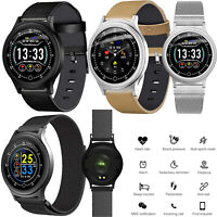 Waterproof Smart Watch Bluetooth Heart Rate Smartwatch for iPhone Samsung Huawei
