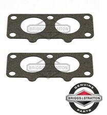 2 Pack Genuine Briggs & Stratton 690950 Intake Gasket Replaces 805903 OEM