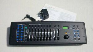 DMX Programmable lighting desk