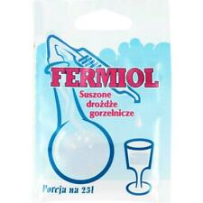 FERMIOL DRY YEAST for clean and fast fermentation.