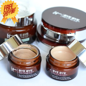 Water-Resistant  IT Cosmetics Bye Bye Redness Neutralizing Correcting Cream